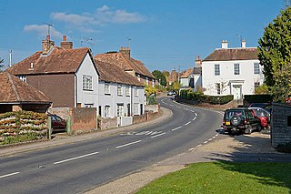 Droxford village and civil parish in Hampshire, England