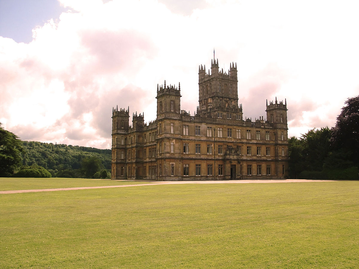 highclere castle wikipedia. Black Bedroom Furniture Sets. Home Design Ideas