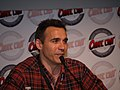 Highlander TV actor - Adrian Paul - Comic Con France 2010 - P1440481.jpg