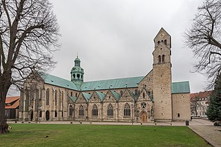 Hildesheim Place in Lower Saxony, Germany