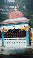Hill Temple of Sonada, Darjeeling, India.jpg