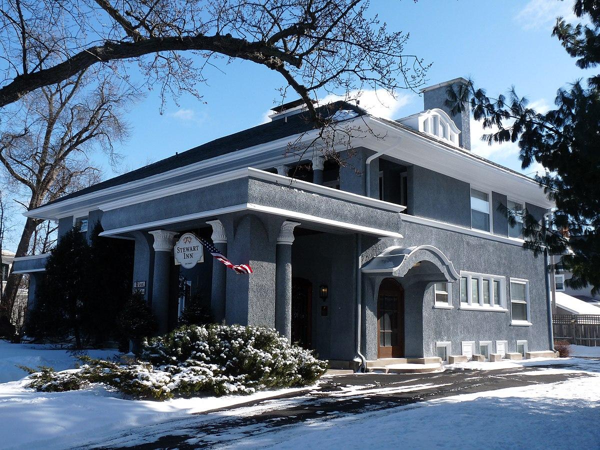 Hiram C Stewart House Wikipedia