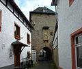 Hirtentor, Feldseite mit Wappenstein.jpg