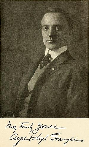 Alfred Hoyt Granger - Alfred Hoyt Granger