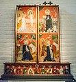 Historiska Museet, altarpiece with St Bridget, 2009-07-19.jpg