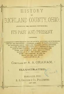 History of Richland County, Ohio.djvu