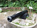Hk police museum 18pounder gun.JPG
