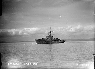HMCS <i>Hespeler</i> (K489)