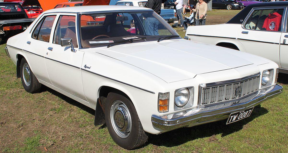 Dandenong Holden Car Show