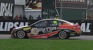 David Russell (racing driver) - Russell drove for Dreamtime Racing in the 2012 Dunlop Series