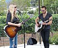 Holly Williams and Chris Coleman (14565484377).jpg