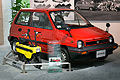 Honda City and Motocompo front-right Honda Collection Hall.jpg