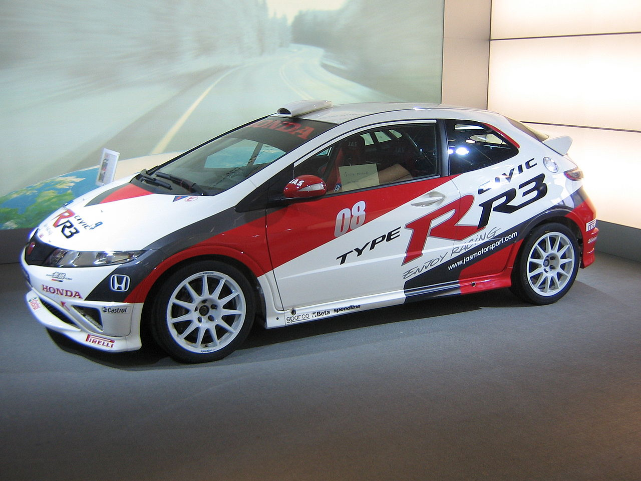 Grc Civic >> Honda rally civic