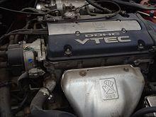 Honda H Engine