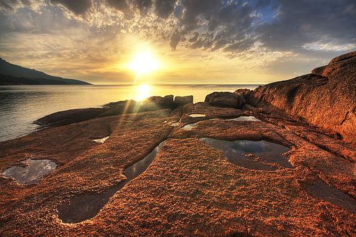 Honeymoon Bay Sunset 2