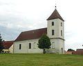Hoppegarten (Müncheberg) Dorfkirche.JPG