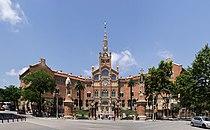 Hospital Sant Pau, main facade.jpg
