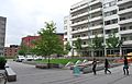 Hospitalplassen Pilestredet park.JPG