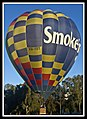 Hot Air Balloon in flight-3 (5659219785).jpg