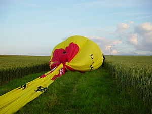 Hot air balloon218