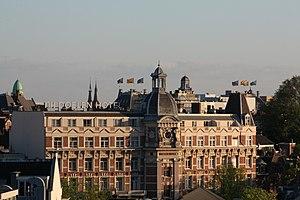 NH Hotel Group - Image: Hotel NH Doelen en Ámsterdam