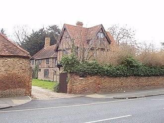 Longford, London - Image: House in Longford, near Heathrow geograph.org.uk 137591