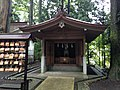 House of Shimme horse of Subashiri Sengen Shrine.JPG