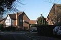 Houses, Fletcher Grove, Dorridge - geograph.org.uk - 2191910.jpg