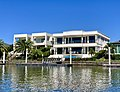 Houses at Hope Island seen from Coomera River, Queensland 10.jpg