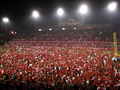 Houston Cougars fans rush Robertson Stadium after 2009 win against Texas Tech.png