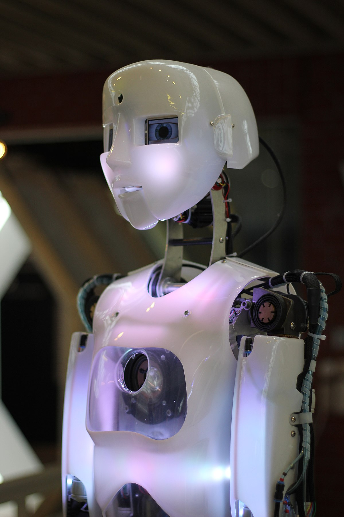 Humanoid Robot Wikipedia Obstacle Avoiding 8211 Tiny Bot Project