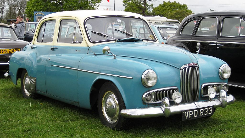 Humber Cars For Sale
