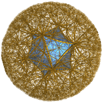 Poincaré disk model - Image: Hyperb icosahedral hc