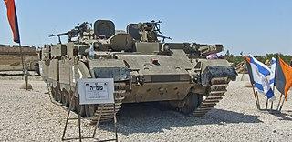 Puma armored engineering vehicle