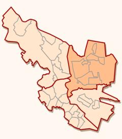 Административно-территориальное деление Иркутска - взаимосвязанная система территориальных единиц Иркутска...