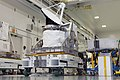ISS-RapidScat in the Space Station Processing Facility (KSC-2014-2980).jpg