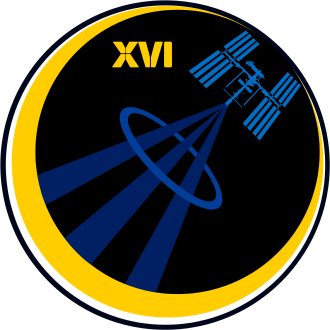 Léopold Eyharts - Image: ISS Expedition 16 patch