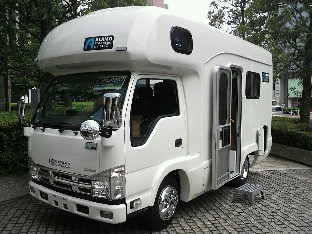 ISUZU ELF 6th Gen, Standard-Cab-type Recreational Vehicle