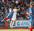 Iceland - Serbia-2011 FIFA Women's World Cup qualification UEFA Group 1 (3826174268).jpg