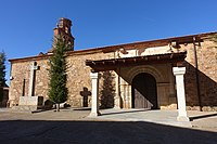 Iglesia de San Pedro Ad Vincula, Sepulcro-Hilario 02.jpg