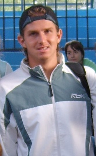 Tampere Open - Singles runner-up that year, Russian Igor Andreev titled in doubles in 2003 alongside Dmitry Vlasov