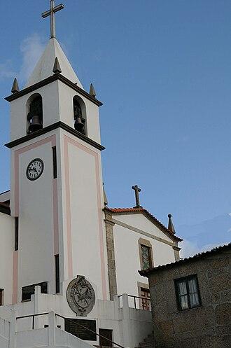 Morreira e Trandeiras - Morreira Church