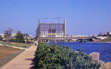 Il palazzo ENI in costruzione 61.tif