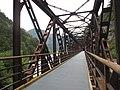 Il vecchio ponte ferroviario, ora usato come pista ciclabile - panoramio.jpg