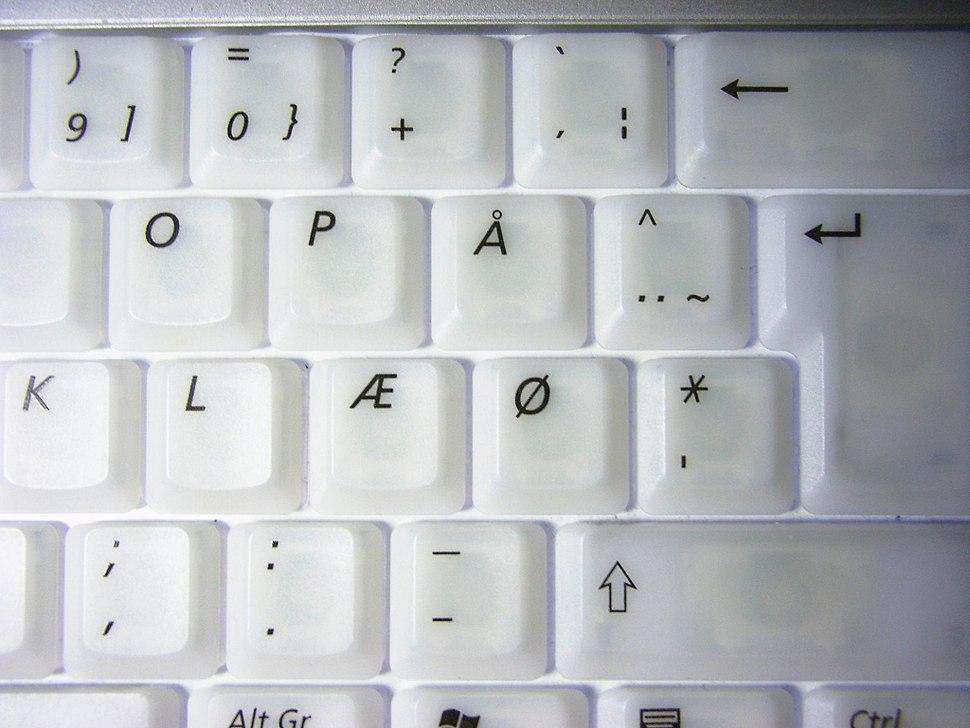 Illuminated keyboard 2