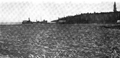 Image of a lake freighter, from Curwood's 1909 The Great Lakes -am.png