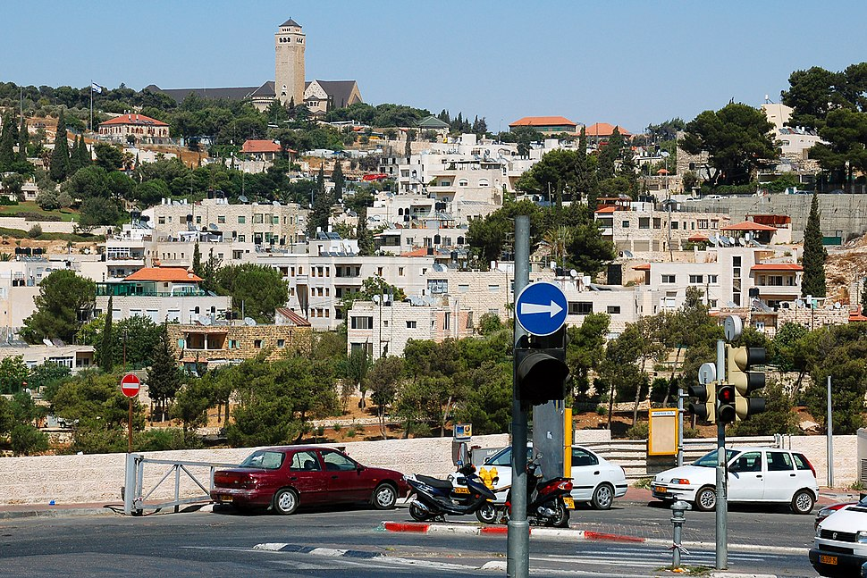 In Jerusalem 25