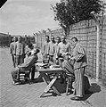 In het strafkamp te Vught, zijn 7000 Nederlandse collaborateurs en landverraders, Bestanddeelnr 900-4273.jpg