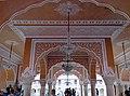 Inde Rajasthan Jaipur City Palace Diwan-I-Khas Interieur - panoramio.jpg