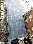 Independence Hall during restoration (2011) 01.JPG